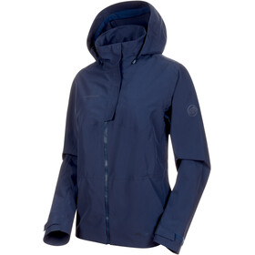 Mammut Trovat HS Hooded Jacket Damen peacoat